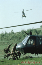 1993-Ardent-Ground29, Bell UH 1-D, Puma.