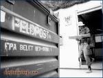 German Army Postal Service, Beled Weyne (Somalia) 1993.