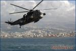Helicopter, Beirut (Lebanon).