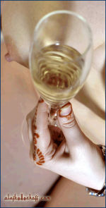 Henna and Champaign.