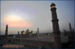 Badshahi Mosque, Lahore (Pakistan).