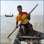 Fisherman, Cox's Bazar (Bangladesh).