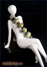 Paper Beads Jewelry.