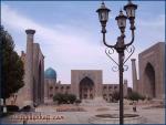 Registan, Uzsbekistan.