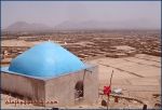 Sufi Grave with view on Kabul.